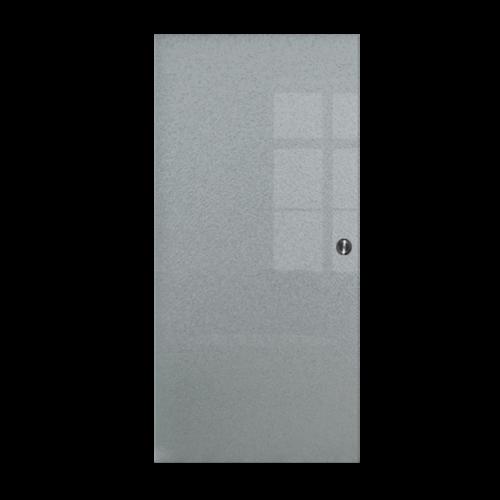 Galakor-Drzwi-Chowane-w-ściane-w-kasecie-szklane-czerwone-geo-pasy-różne-wzory-rozwiązanie-do-małej-przestrzeni (10)-min