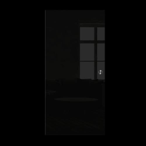 Galakor-Drzwi-Chowane-w-ściane-w-kasecie-szklane-czerwone-geo-pasy-różne-wzory-rozwiązanie-do-małej-przestrzeni (2)-min