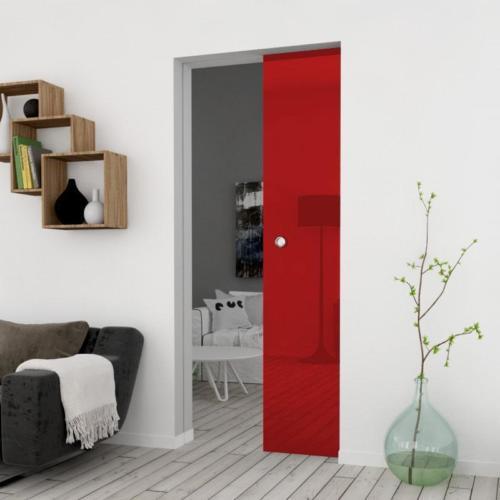 Galakor-Drzwi-Chowane-w-ściane-w-kasecie-szklane-czerwone-geo-pasy-różne-wzory-rozwiązanie-do-małej-przestrzeni (6)-min