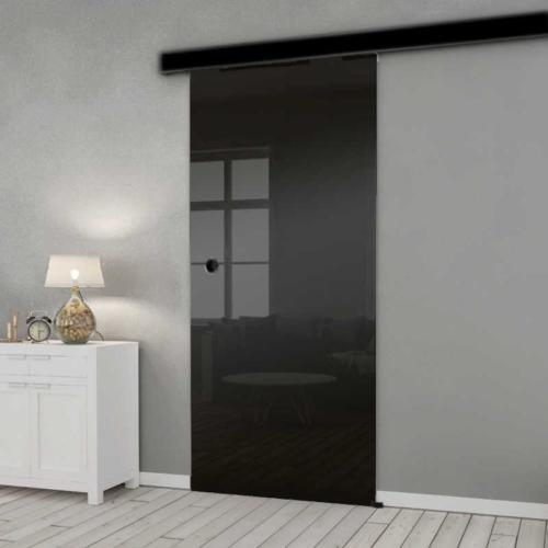 Galakor-drzwi-naścienne-przesuwne-Czarne-wykończenie-czarna-maskownica-loft-czarne-okucie-lustro-szkło-geo-satyna-przeźroczyste-białe-czarne-pasy-wzory-wzór(2) optimized