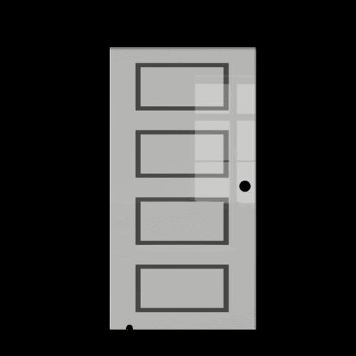 Galakor-drzwi-naścienne-przesuwne-Czarne-wykończenie-czarna-maskownica-loft-czarne-okucie-lustro-szkło-geo-satyna-przeźroczyste-białe-czarne-pasy-wzory-wzór(7) optimized