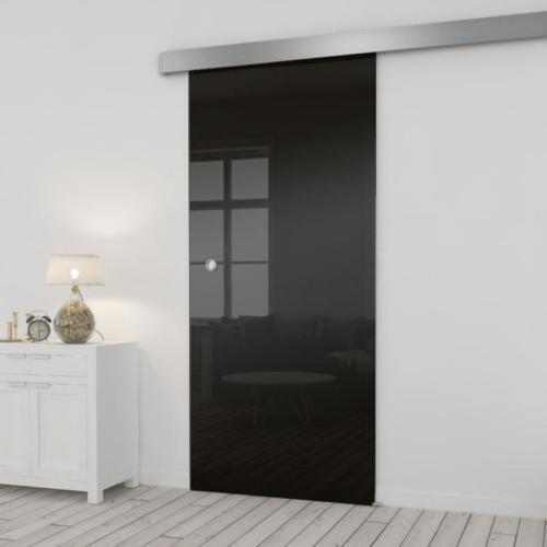 Galakor-drzwi-naścienne-przesuwne-lustro-szkło-geo-satyna-przeźroczyste-białe-czarne-pasy-wzory-wzór (2)-min