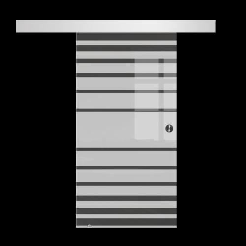 Galakor-drzwi-naścienne-przesuwne-lustro-szkło-geo-satyna-przeźroczyste-białe-czarne-pasy-wzory-wzór (4)-min