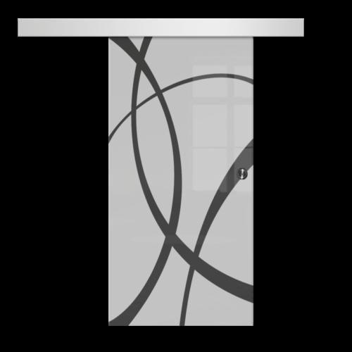 Galakor-drzwi-naścienne-przesuwne-lustro-szkło-geo-satyna-przeźroczyste-białe-czarne-pasy-wzory-wzór (8)-min