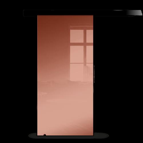 Galakor-Drzwi-Na-Płycie-Lustro-Antyczne-Złote-Drzwi-Przesuwne-Naścienne-Czarne-Wykończenie-Czarne-Obicie (10) (1)