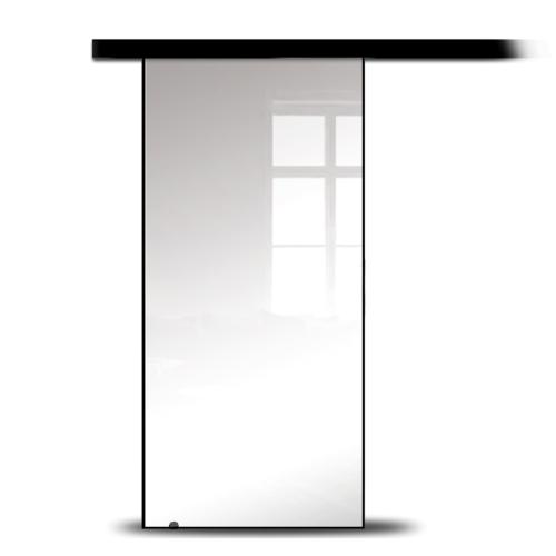Galakor-Drzwi-Na-Płycie-Lustro-Antyczne-Złote-Drzwi-Przesuwne-Naścienne-Czarne-Wykończenie-Czarne-Obicie (3)
