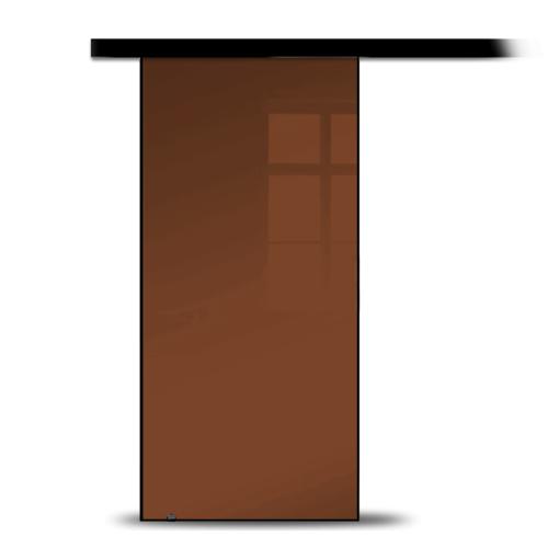 Galakor-Drzwi-Na-Płycie-Lustro-Antyczne-Złote-Drzwi-Przesuwne-Naścienne-Czarne-Wykończenie-Czarne-Obicie (4)