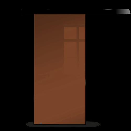 Galakor-Drzwi-Na-Płycie-Lustro-Antyczne-Złote-Drzwi-Przesuwne-Naścienne-Czarne-Wykończenie-Czarne-Obicie (5)