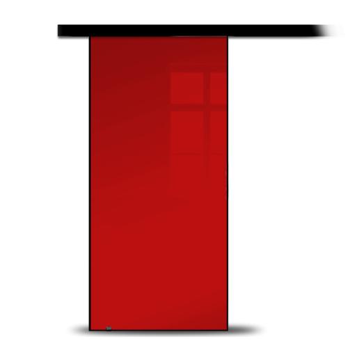 Galakor-Drzwi-Na-Płycie-Lustro-Antyczne-Złote-Drzwi-Przesuwne-Naścienne-Czarne-Wykończenie-Czarne-Obicie (7)
