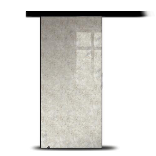 Galakor-Drzwi-Na-Płycie-Lustro-Antyczne-Złote-Drzwi-Przesuwne-Naścienne-Czarne-Wykończenie-Czarne-Obicie (9)