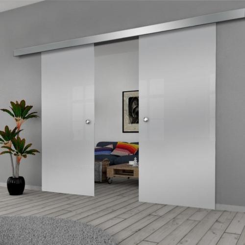 Galakor-drzwi-podwójne-naścienne-przesuwne-lustro-szkło-geo-satyna-przeźroczyste-białe-czarne-pasy-wzory-wzór (9)-min