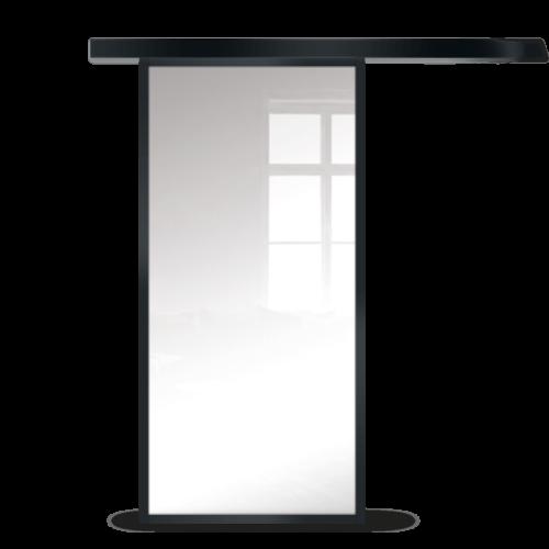 Galakor-Drzwi-Czarna-Rama-Aluminiowa-Szklane-Przesuwne-Naścienne-Loft (1)