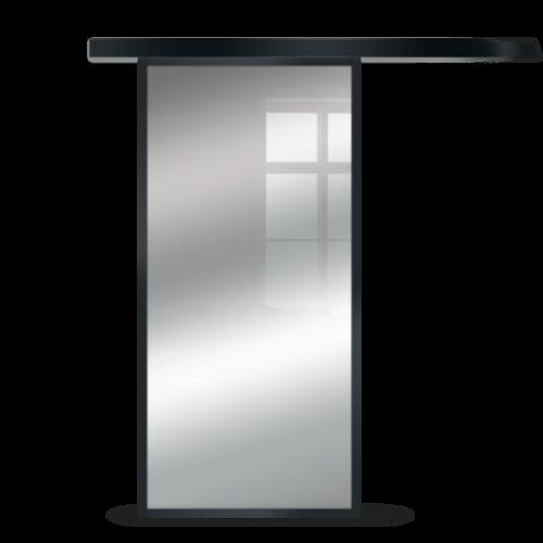 Galakor-Drzwi-Czarna-Rama-Aluminiowa-Szklane-Przesuwne-Naścienne-Loft (4)