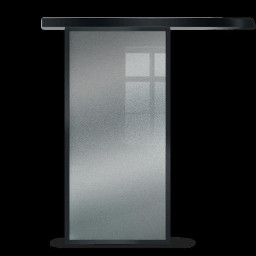 Galakor-Drzwi-Czarna-Rama-Aluminiowa-Szklane-Przesuwne-Naścienne-Loft (6)